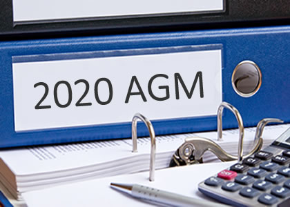 2020 AGM Minutes